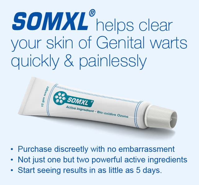For The best genital wart removal cream available use Somxls genital wart removal products.